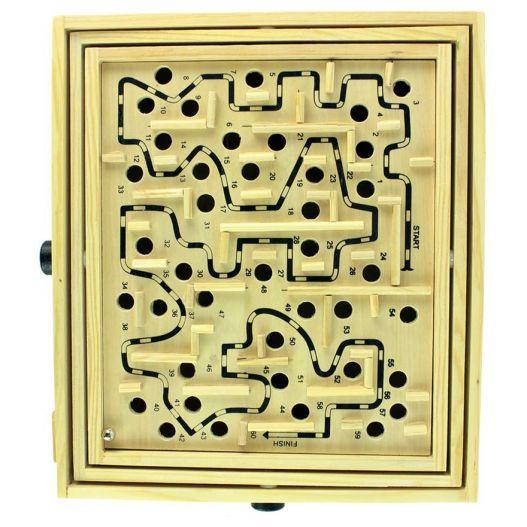 Labyrithe avec bille