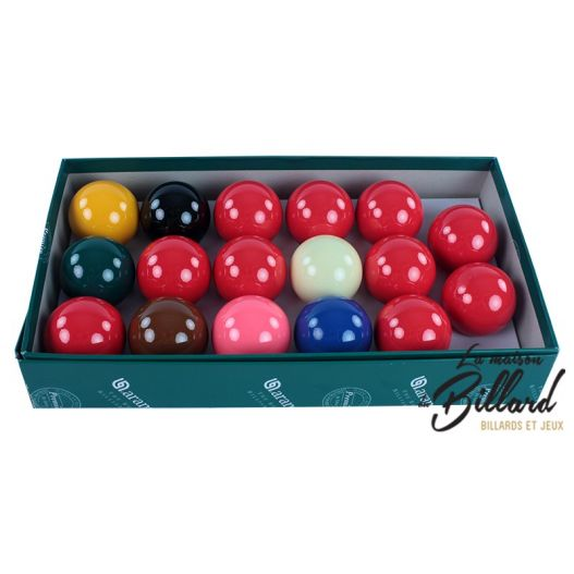 Billes Snooker 50.8 mm
