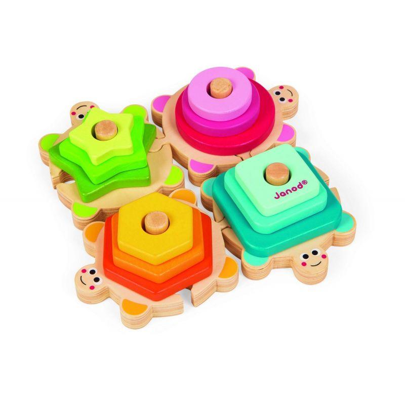 Puzzle bébé tortues