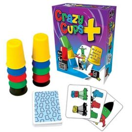 crazy cups +, jeu de rapidité