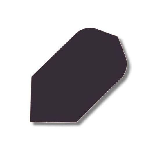 Ailettes Nylon Etroite noir