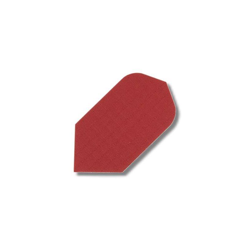Ailettes Nylon Etroite rouge