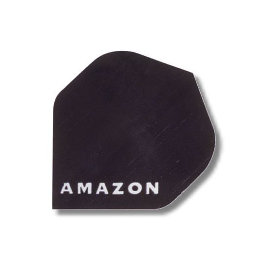 Ailettes Amazone Large noir