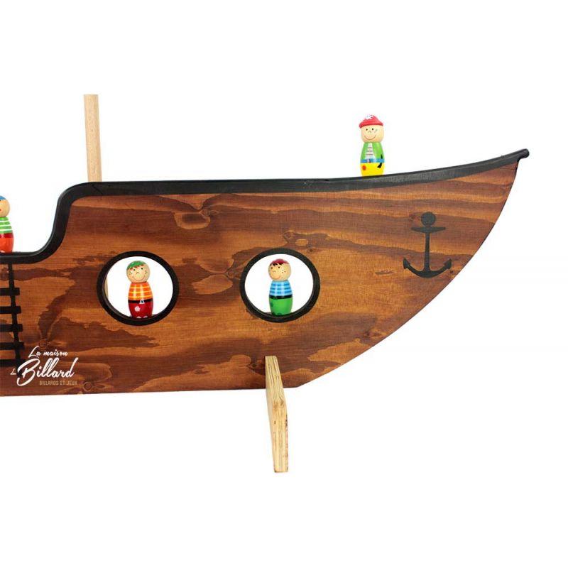 Bateau Pirates
