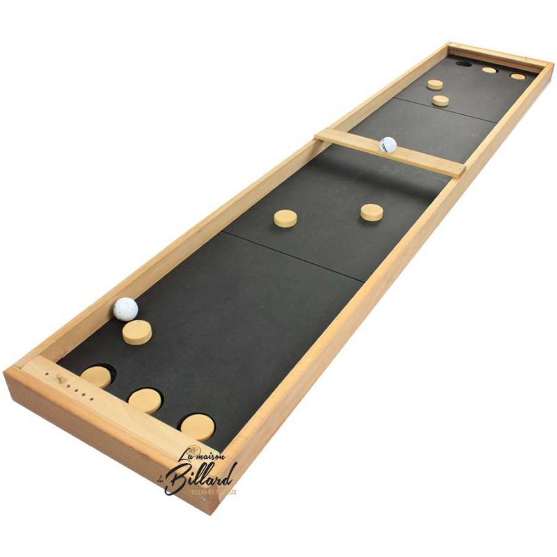 ambiance et amusement avec ce jeu en bois d 39 adresse et de rapidit. Black Bedroom Furniture Sets. Home Design Ideas