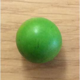Bille en buis 20 mm vert