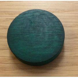 Pions buis 30 x 7 mm vert(Jeu Black Hole...)