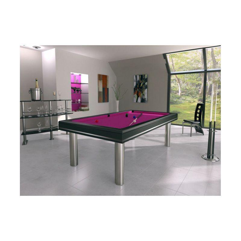 billard steel harmony o collection excellence acier inox. Black Bedroom Furniture Sets. Home Design Ideas