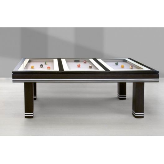 table de billard transformable design. Black Bedroom Furniture Sets. Home Design Ideas
