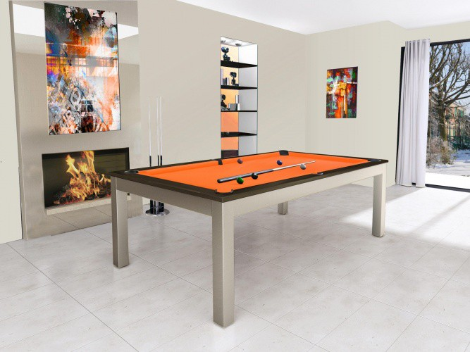 billard Steel - Tendance, Collection Excellence
