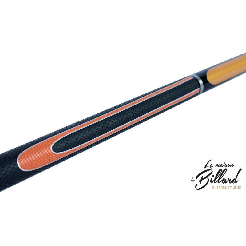 Coffret Queue billard 8 Pool Orange
