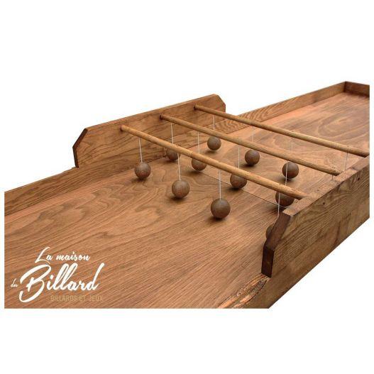 Pack Jeux géants professionnels en bois
