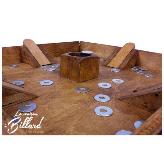 Jeux en bois pour bars et restaurants