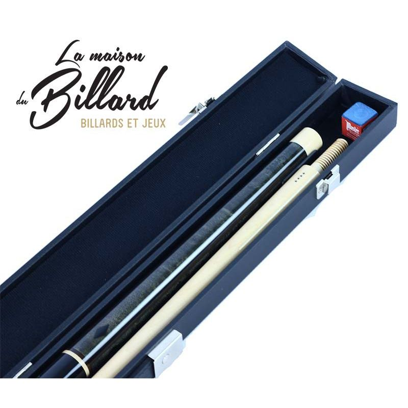 Coffret queue de billard français Lynx