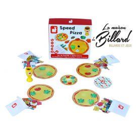Speed pizza, un jeu de société pour enfants