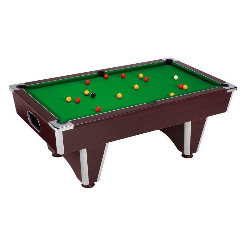 billard 8 pool dimensions