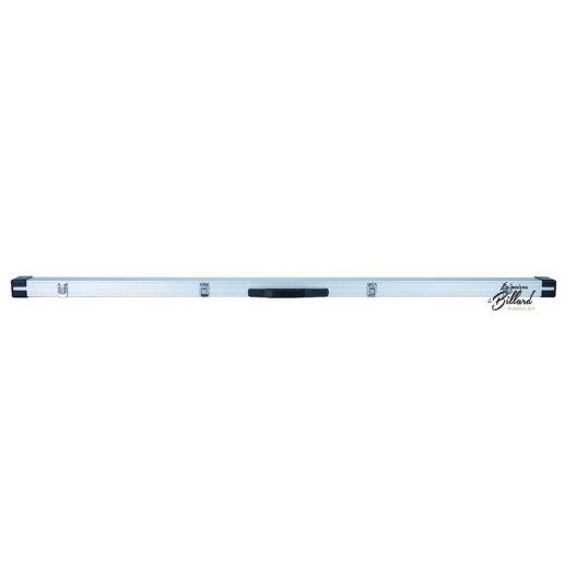 Mallette aluminium queue monobloc