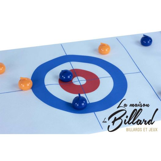 Curling compact