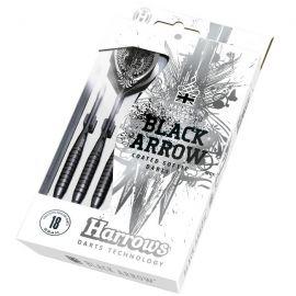 Fléchette nylon Black Arrow 16 GR