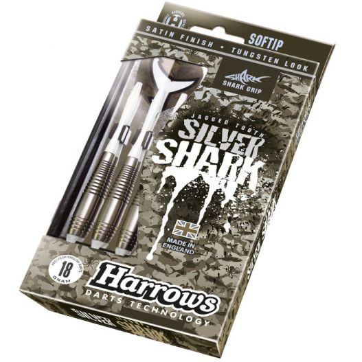 Fléchette nylon Silver Shark 18 GR TYPE A