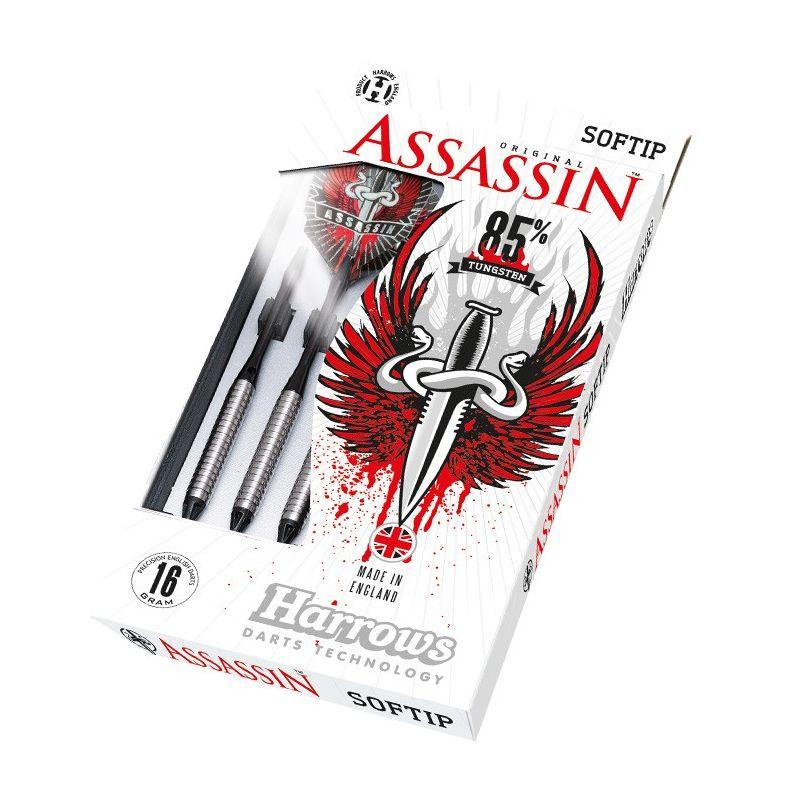 Fléchette Assassin 80% tung 17GK