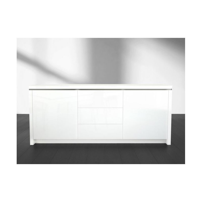 meuble novea blanc