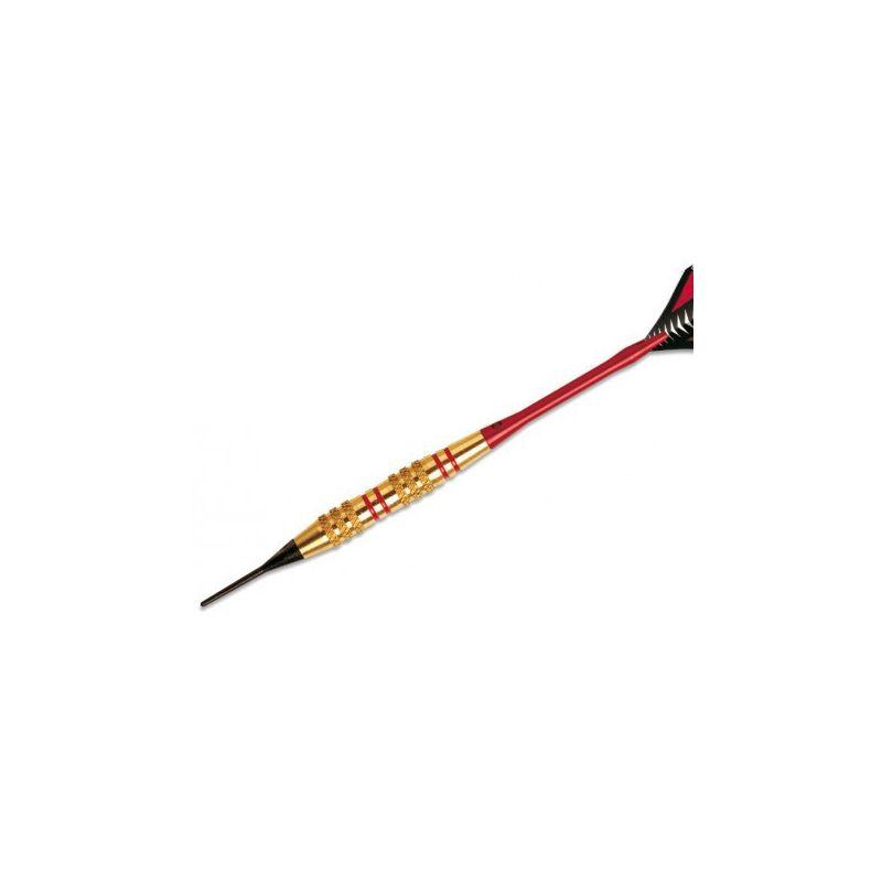 Fléchette nylon Corsaire 18GK2 Rouge