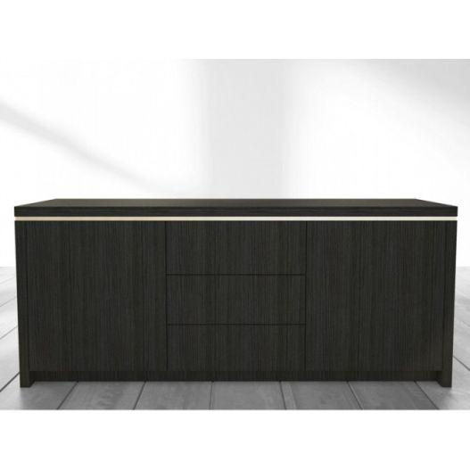 meuble novea noir