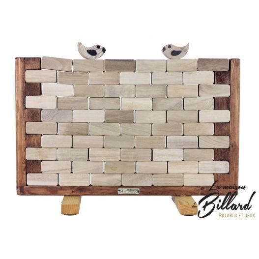 Birdy-Wall Jeu en bois géant