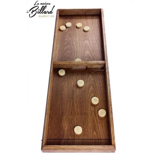 Pack 5 jeux en bois