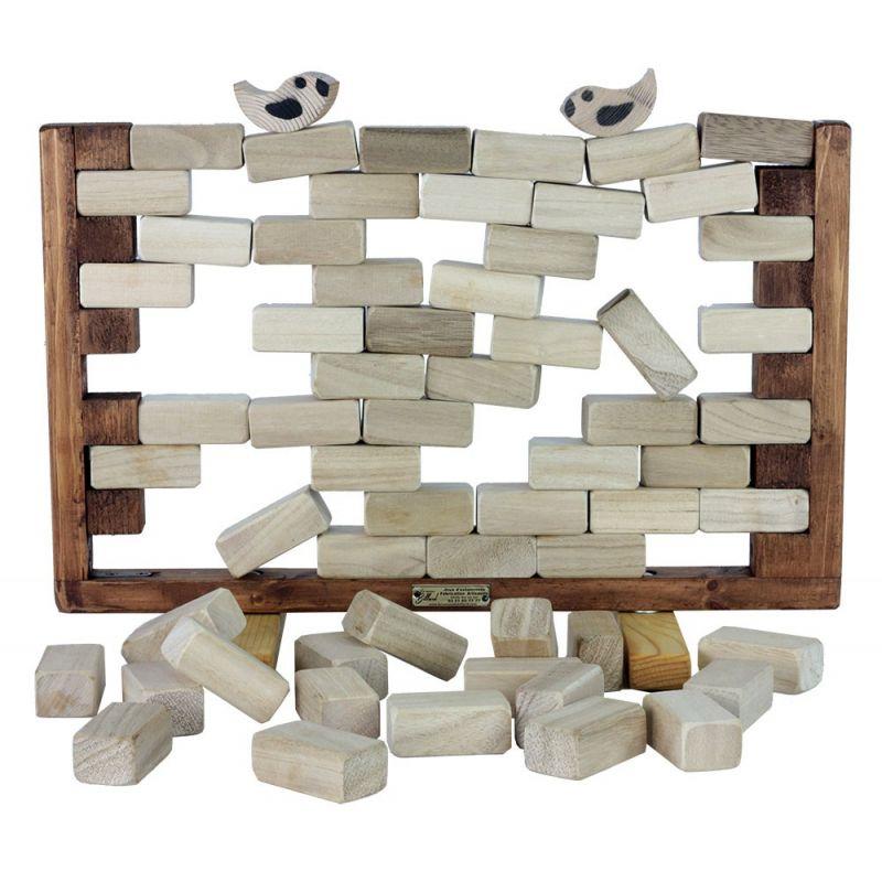 5 jeux g ants en bois pour cr er des duels entre joueurs. Black Bedroom Furniture Sets. Home Design Ideas