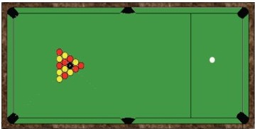 billard 8 pool-blackball