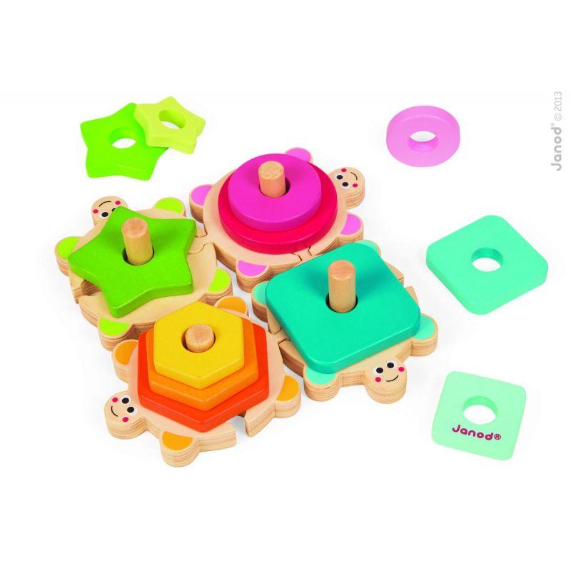 puzzle en bois pour enfant