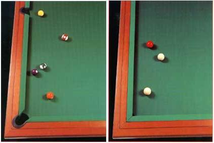 Billard mixte