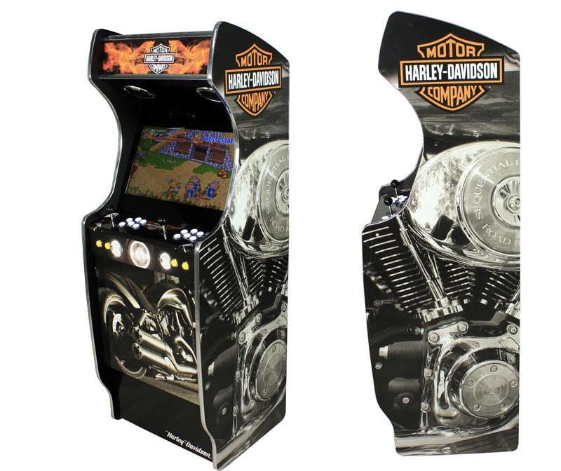 Arcade motor harley davidson