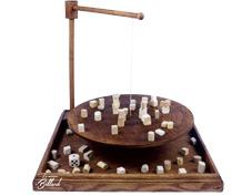 Jouet en bois bomboleo fabrication artisanale dans le Nord pas de calais