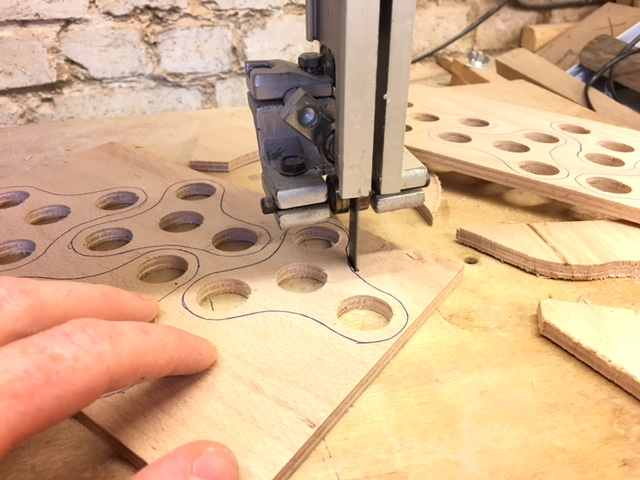 Hand Spinner artisanal fabriqué en France. Fabricant de jouet en bois Nord pas de Calais