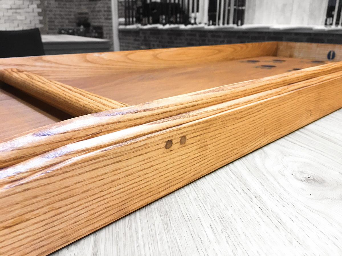 Jouet en bois traditionnel