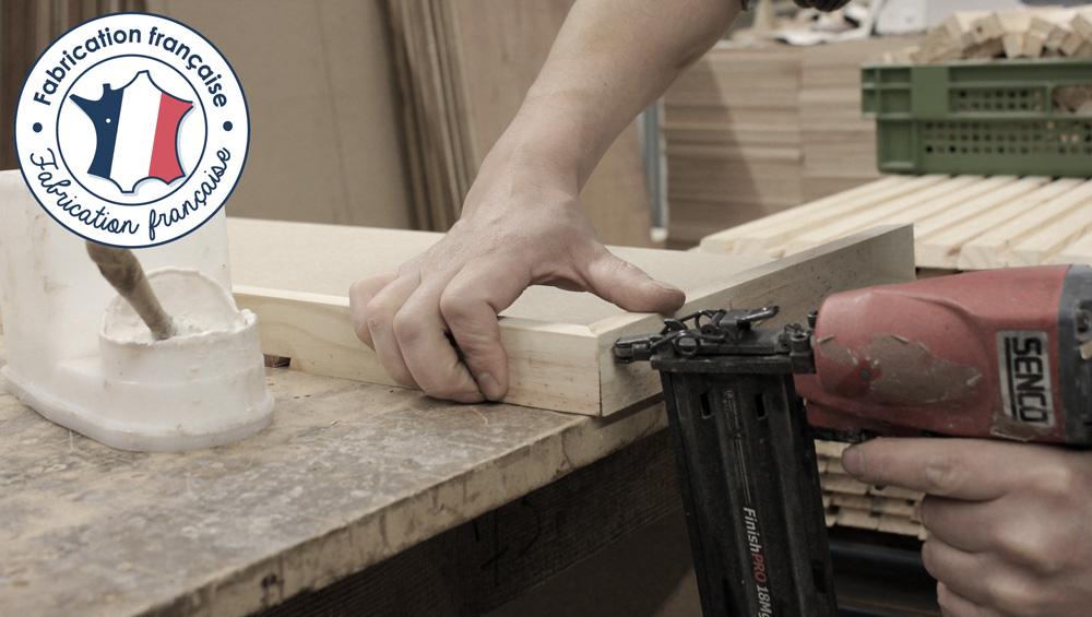 Jouet en bois fabrication française