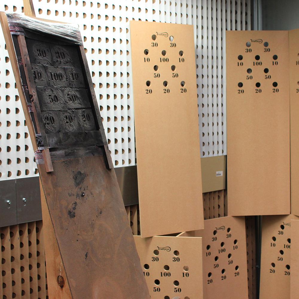 jeu en bois fabrication artisanal