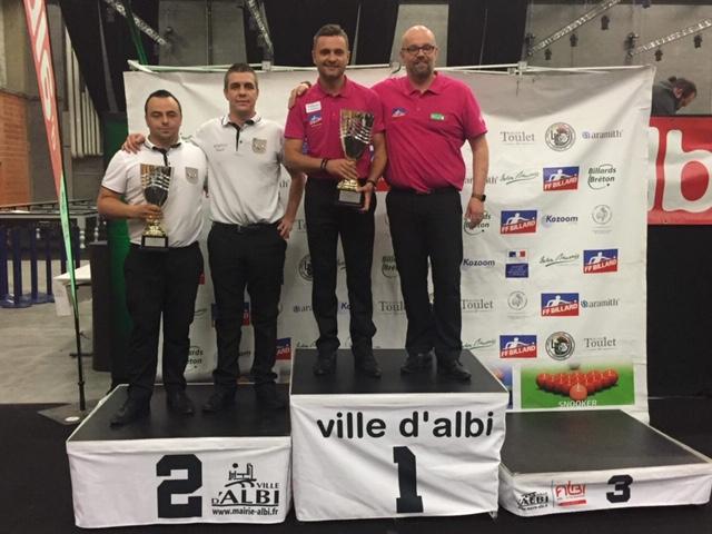 Champion du monde Roger Dumortier