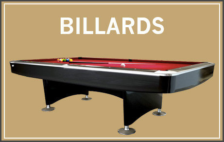 Billards traditionnels pour particuliers