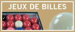 Jeux de billes de billard. Boule américaine, 8-pool, Snooker ou Français