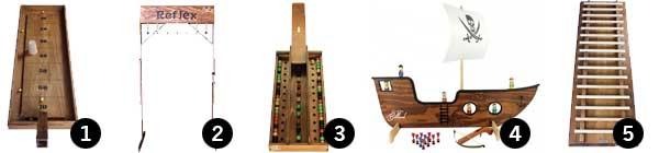 Kit jeux en bois pour animateurs et animations