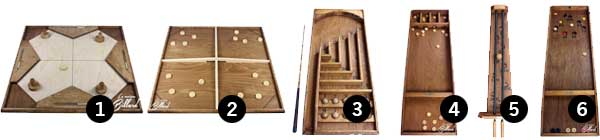 Kit starter plus jeux en bois professionnels