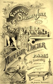 catalogue jeux 1901-1902