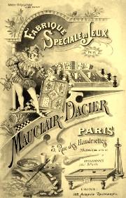 catalogue jeux 1901-1902