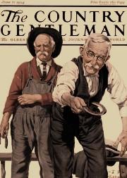 compétition jeux de fer juin 1924-USA