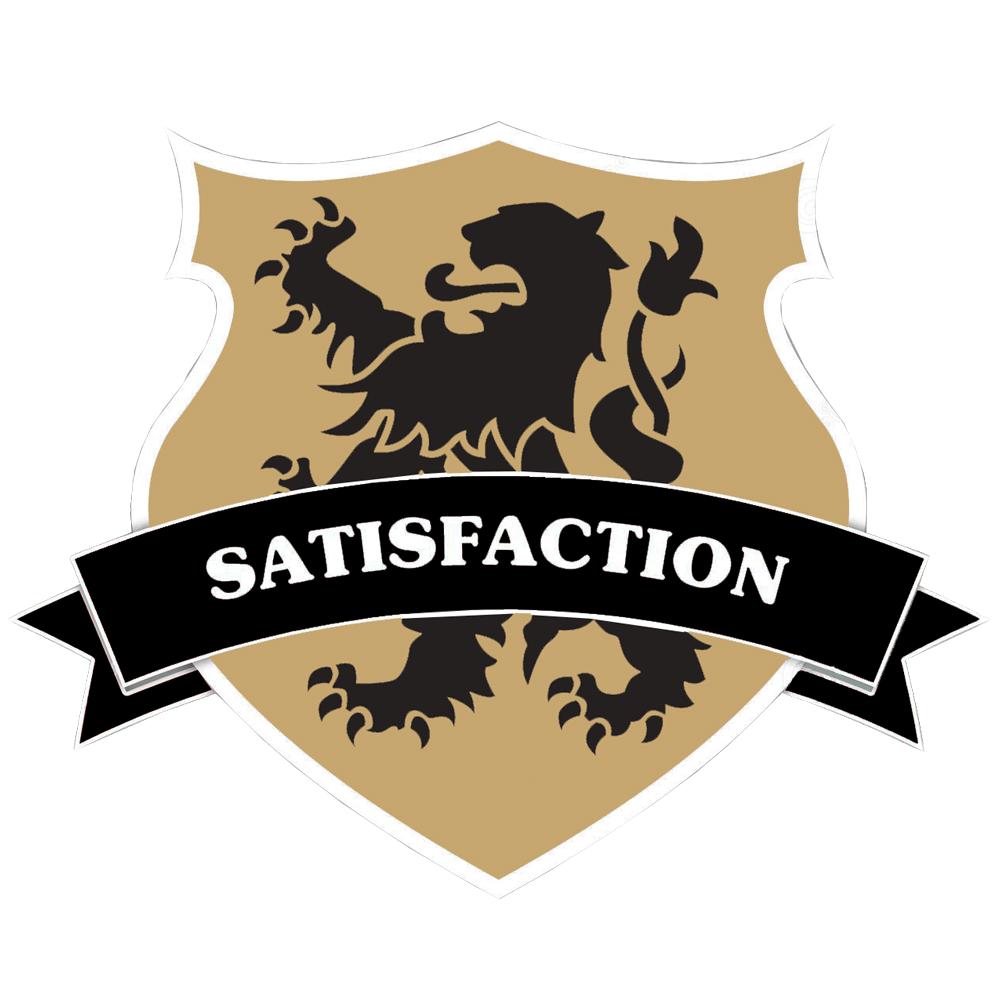 guarantie satisfait