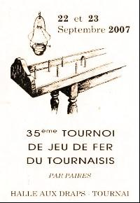 jeu de fer - toque d'or